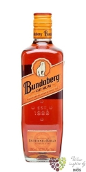 "Bundaberg "" OP "" aged Australian Over Proof rum 57.7% vol.    0.70l"