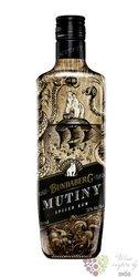 "Bundaberg "" Mutiny "" flavored Australian cane spirit 37% vol.     0.70 l"