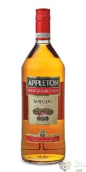 "Appleton "" Special gold "" flavored Jamaican rum 40% vol.  0.70 l"