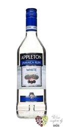 """Appleton """" Classic white """" light Jamaican rum 40% vol.  1.00 l"""