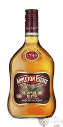 "Appleton Estate "" Signature blend "" aged  Jamaican rum 40% vol.  1.00 l"