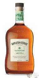 """Appleton Estate """" Signature """" aged  Jamaican rum 40% vol.  0.70 l"""