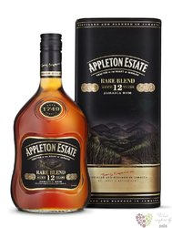 "Appleton Estate "" Rare blend "" aged 12 years Jamaican rum 43% vol.   0.70 l"