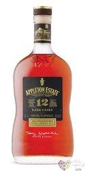 "Appleton Estate "" Rare cask "" aged 12 years Jamaican rum 43% vol.  0.70 l"