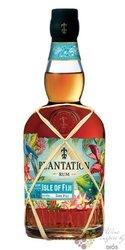 """Plantation """" Isle of Fiji """" aged rum by Cognac Ferrand 40% vol.  0.70 l"""