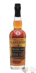 """Plantation """" Original Dark """" rum of Barbados 40% vol. 1.00 l"""