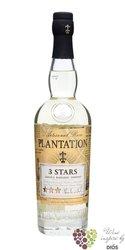 "Plantation "" Silver 3 star "" white artisanal Caribbean rum 41.2% vol.    0.70 l"