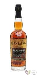 """Plantation """" Original dark """" old artisanal rum of Trinidad 40% vol.    0.70 l"""
