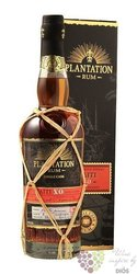 "Plantation "" XO "" aged rum of Belize 42% vol.  0.70 l"