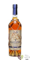 "Plantation 1999 "" Old Reserve "" vintage rum of Guyana 45% vol.  0.70 l"