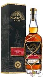 "Plantation Single cask 1996 "" Long Pond Distillery "" aged Jamaican rum 49.1% vol.  0.70 l"