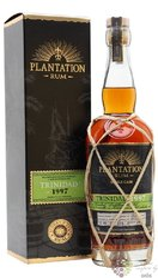 "Plantation Single cask 1997 "" Trinidad "" aged Caribbean rum 45.2% vol.  0.70 l"