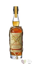 "Plantation 2001 "" Old Reserve "" vintage rum of Barbados 42% vol.    0.70 l"