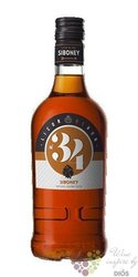 "Punch au rhum Siboney "" 34 "" rum liqueur of Dominican republic 34% vol.   0.70 l"