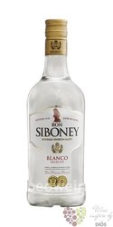 "Siboney "" Blanco selecto "" rum of Dominican republic 37.5% vol.  0.70 l"