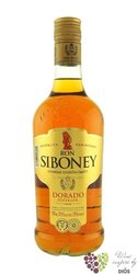 "Siboney "" Dorado superior "" aged rum of Dominican republic 37.5% vol.  0.70 l"