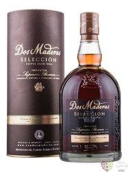 "Dos Maderas "" Seleccion "" caribbean rum by Williams & Humbert 42% vol.  0.70 l"