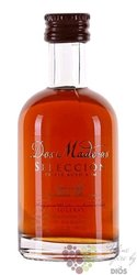 "Dos Maderas "" Seleccion "" caribbean rum by Williams & Humbert 42% vol.  0.05 l"