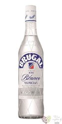 "Brugal "" Blanco Especial "" white rum of Dominican republic 38% vol.   0.70 l"
