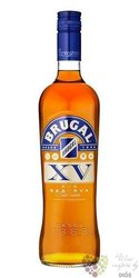 "Brugal "" XV reserva "" rum of Dominican republic 38% vol.   0.70 l"