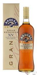 "Brugal "" XV Gran reserva "" rum of Dominican republic 38% vol.   1.00 l"