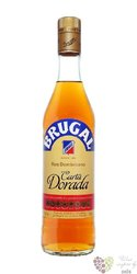 "Brugal "" Carta Dorada "" rum of Dominican republic 37.5% vol.   0.70 l"