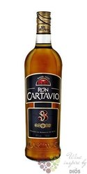 Cartavio 3 years old rum of Peru 40% vol.  0.05 l