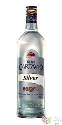 """Cartavio """" Silver """" white rum of Peru 40% vol.  0.70 l"""