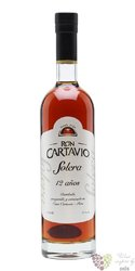 "Cartavio 1929 "" Solera "" aged 12 years rum of Peru 40% vol.  0.05 l"