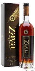 "Zaya "" Gran reserva "" aged rum of Trinidad by Wilson Daniels 40% vol.  0.70 l"