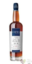 "Zafra "" Master Reserve "" aged 21 years in Bourbon cask rum of Panama 40% vol. 0.70 l"