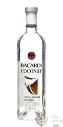 "Bacardi "" Coconut "" flavored Puerto Rican rum 32% vol.  0.70 l"