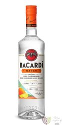 "Bacardi "" Mango "" flavored Puerto Rican rum 32% vol.  1.00 l"