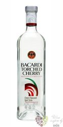 "Bacardi "" Torched cherry "" cherry & aloe vera flavored Cuban rum 32% vol.   0.70 l"