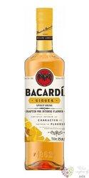 """Bacardi """" Ginger """" flavored Italian rum 32% vol.  0.70 l"""