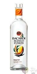 "Bacardi "" Mango "" flavored Puerto Rican rum 35% vol.  0.05 l"
