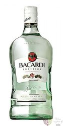 "Bacardi Superior "" Carta blanca "" white Cuban rum 37.5% vol.  1.50 l"