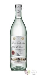 "Bacardi superior "" Heritage "" limited edition of ultra premium white Cuban rum 44.5% vol.    0.70 l"