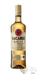 """Bacardi """" Carta Oro """" aged Cuban rum 40% vol.   0.70 l"""