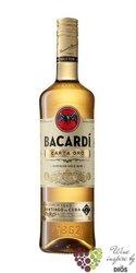 """Bacardi """" Carta Oro """" aged Cuban rum 40% vol.   1.00 l"""