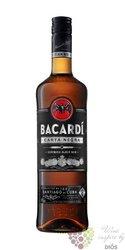 "Bacardi "" Carta Negra "" aged Cuban rum 40% vol.   0.70 l"
