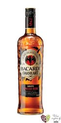 "Bacardi "" Oakheart "" smooth & spiced Cuban spirit drink 35% vol.  1.50 l"