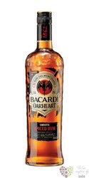 "Bacardi "" Oakheart "" smooth & spiced Cuban spirit drink 35% vol.  1.00 l"