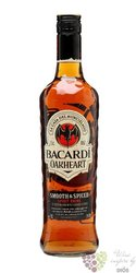 "Bacardi "" Oakheart "" smooth & spiced Cuban spirit drink 35% vol.  0.70 l"