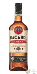 "Bacardi "" Spiced "" flavored Cuban spirit drink 35% vol.  1.00 l"