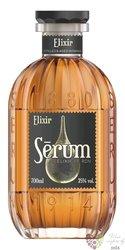 """SéRum """" Elixir de ron Carta Oro """" Panamas rum liqueur 35% vol.  0.70 l"""