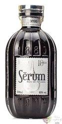 """SéRum """" Ancon """" aged 10 years Panamas rum 40% vol.  0.70 l"""