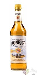 "Ronrico "" Gold label "" Caribbean rum by Serrales 40% vol.  0.70 l"