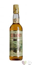 "Cubaney "" Cristal reserva "" aged 3 years rum of Dominican republic 38% vol.  0.70 l"