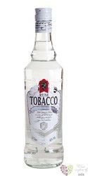 """Tobacco """" Blanco """" Spanish rum of Mallorca 37.5% vol.  0.70 l"""